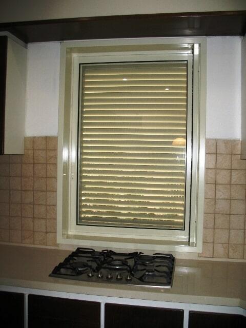חלון כיס דגם 7000 עם שלב אלומיניום – מיני
