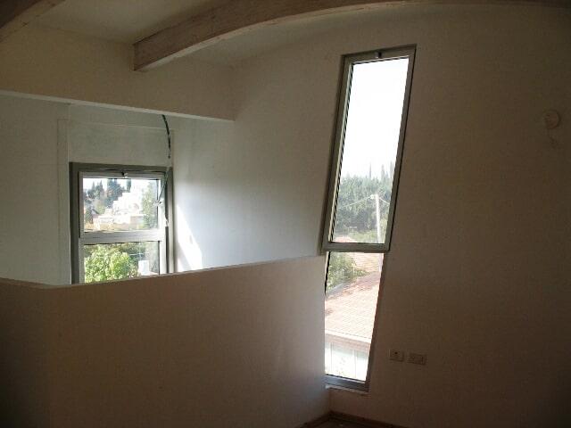 חלון מספריים קליל 4500 עם חלק קבוע