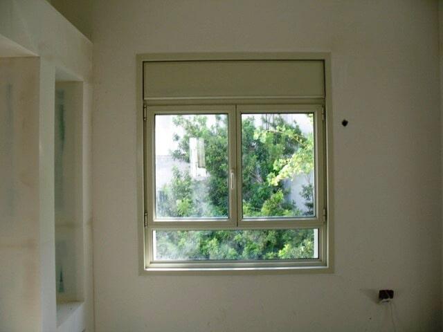 חלון קליל 4500 מונובלוק