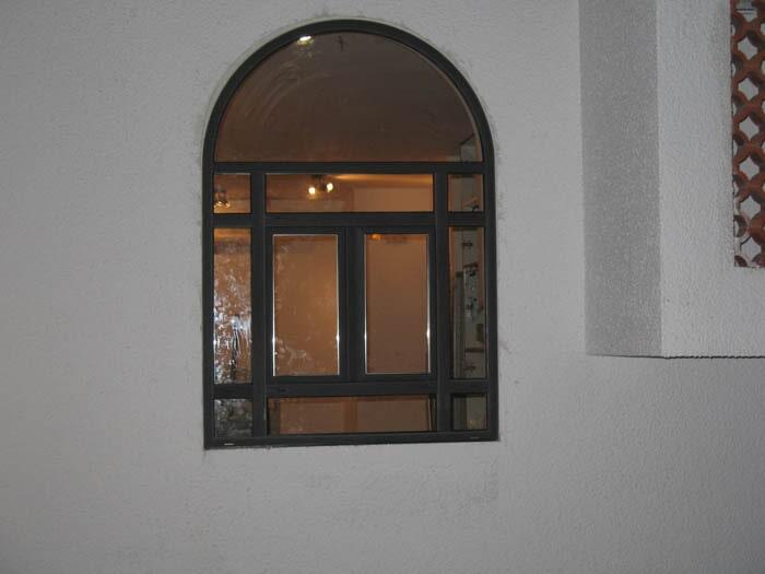 חלון פרופיל קליל בלגי 4300 מעוגל